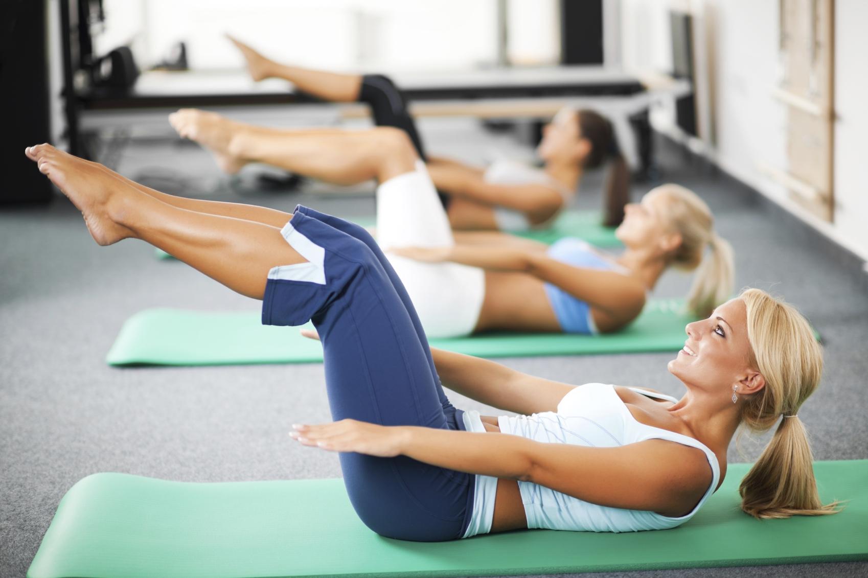 Похудение И Спорт Упражнения. Список лучших упражнений для похудения в домашних условиях для женщин